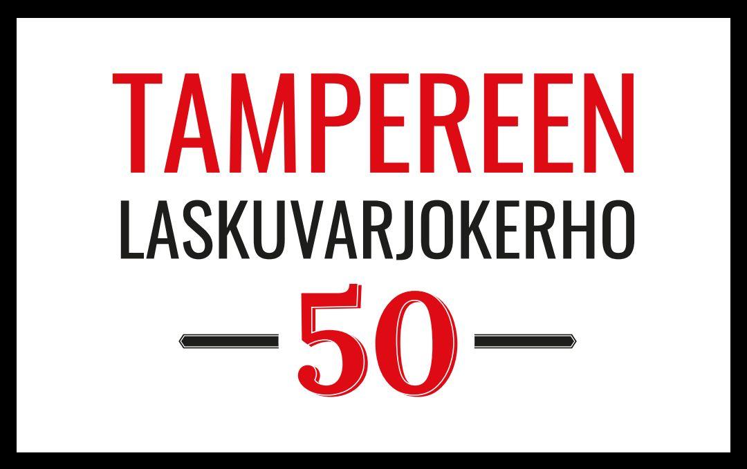 Tampereen Laskuvarjokerho 50 vuotta